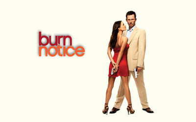 Burn Notice [6] wallpaper