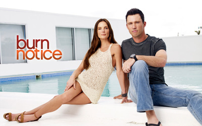 Burn Notice [7] wallpaper