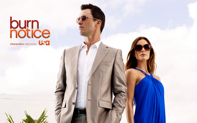 Burn Notice wallpaper