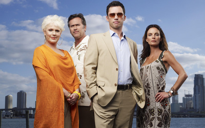 Burn Notice [3] wallpaper