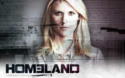 Carrie Mathison - Homeland wallpaper