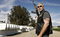 Clay Morrow - Sons of Anarchy wallpaper 2880x1800 jpg