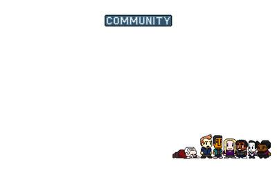 Community [4] wallpaper