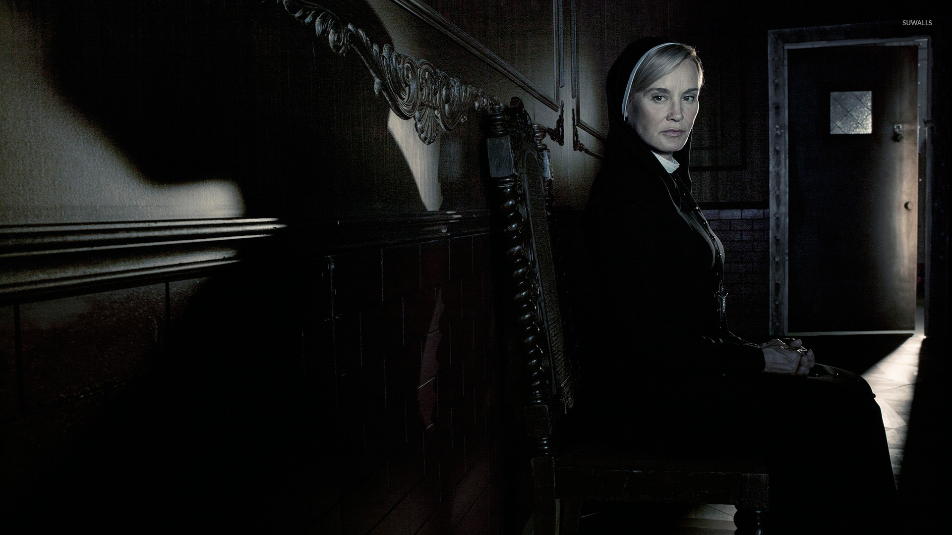 Constance Langdon American Horror Story Wallpaper Tv Show