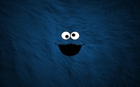Cookie Monster from Sesame Street wallpaper 1920x1080 jpg