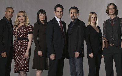 Criminal Minds [3] wallpaper
