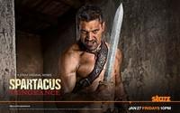 Crixus - Spartacus: Vengeance wallpaper 1920x1200 jpg