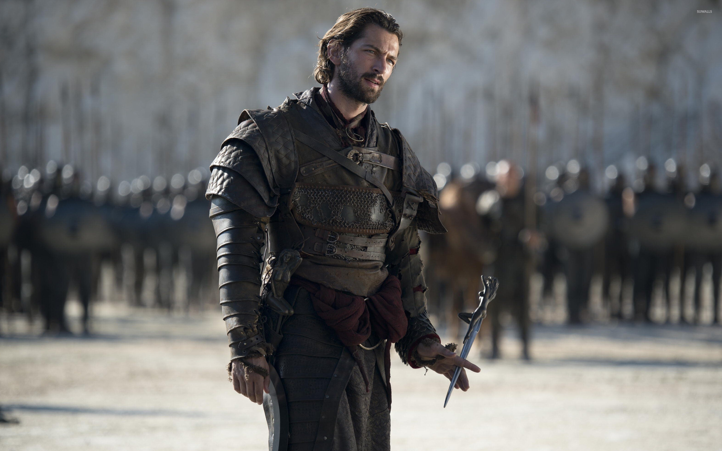 Daario Naharis wallpaper - TV Show wallpapers - #31680 Daario Naharis Arakh