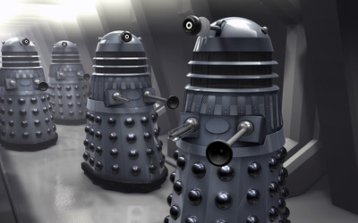 Dalek - Doctor Who wallpaper