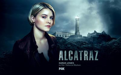 Det. Rebecca Madsen - Alcatraz wallpaper