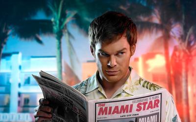 Dexter [12] wallpaper