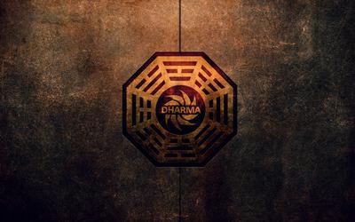 DHARMA - Lost wallpaper