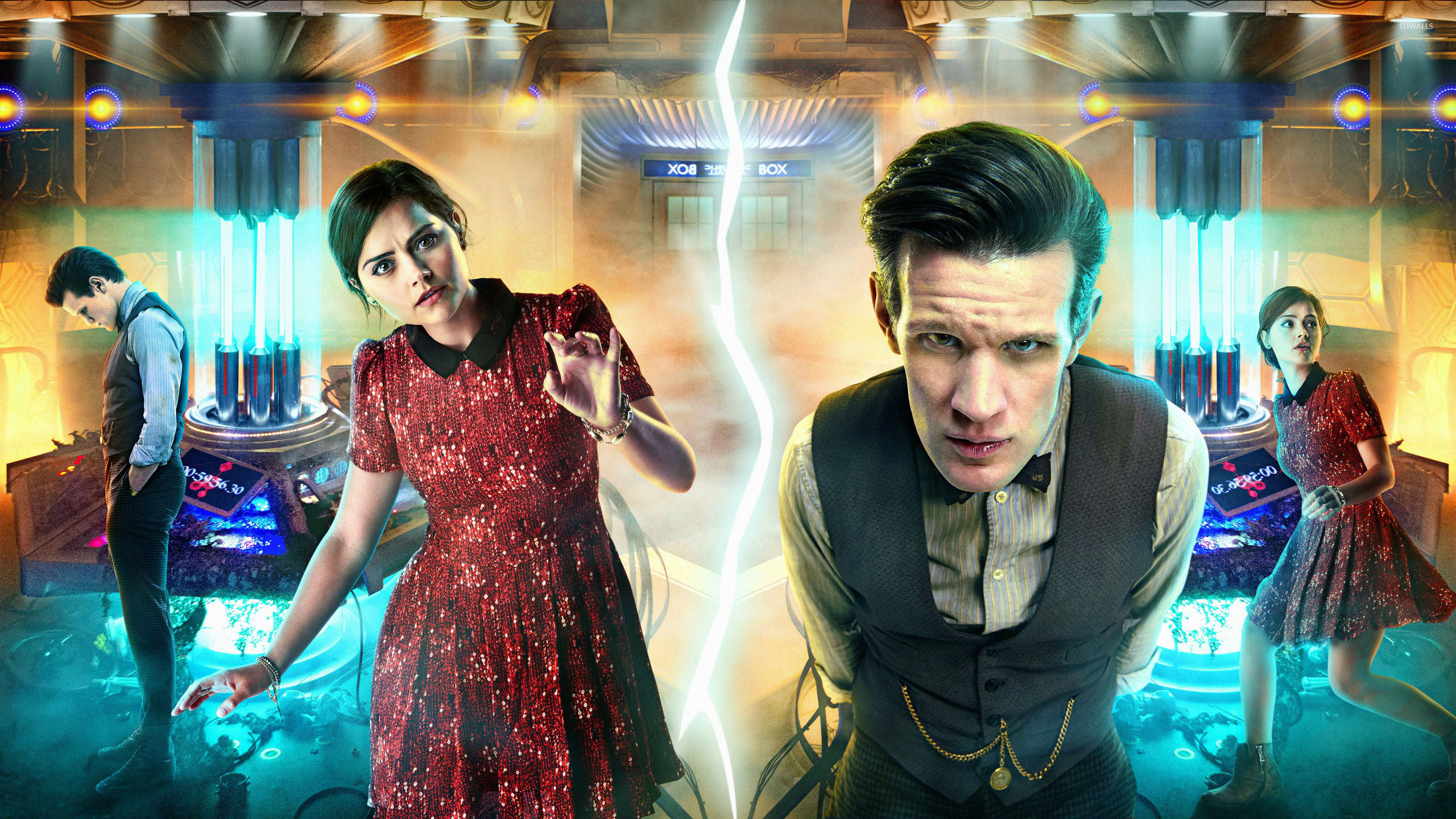 Doctor Who 6 Wallpaper Tv Show Wallpapers 27477