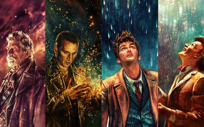 Doctor Who [7] wallpaper