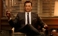 Don Draper - Mad Men wallpaper 1920x1200 jpg