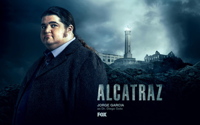Dr. Diego Soto - Alcatraz wallpaper