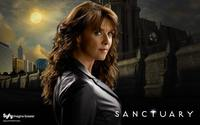 Dr. Helen Magnus - Sanctuary wallpaper 1920x1200 jpg