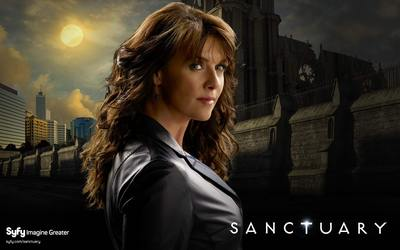 Dr. Helen Magnus - Sanctuary wallpaper