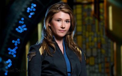 Dr. Jennifer Keller - Stargate Atlantis wallpaper