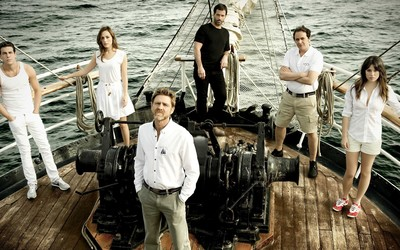 El Barco main characters wallpaper