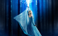 Elsa - Once Upon a Time wallpaper 2880x1800 jpg