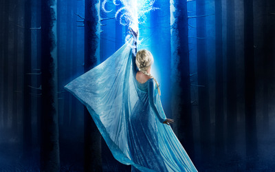 Elsa - Once Upon a Time wallpaper