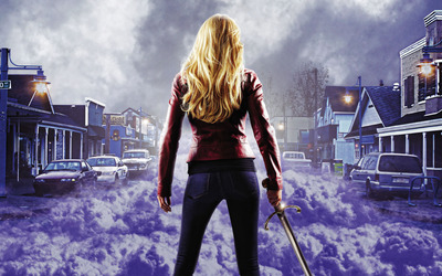 Emma Swan - Once Upon a Time wallpaper