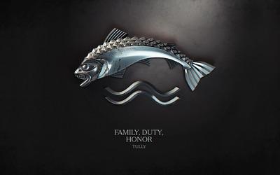 Family, Duty, Honor wallpaper