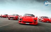 Ferraris in Top Gear wallpaper 1920x1080 jpg