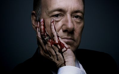 Francis J. Underwood - House of Cards wallpaper