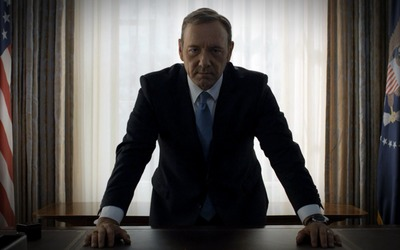 Frank Underwood - House of Cards [2] wallpaper