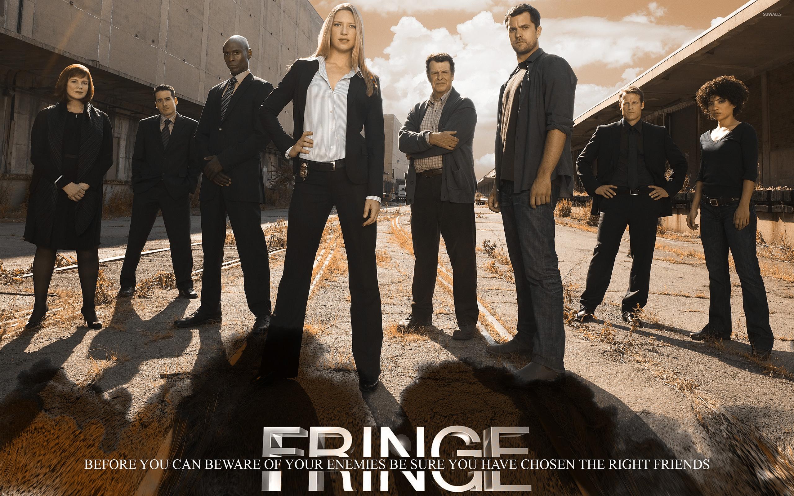 Fringe [11] wallpaper - TV Show wallpapers - #7816