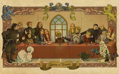 Game of Thrones [12] wallpaper