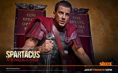 Glaber - Spartacus: Vengeance wallpaper
