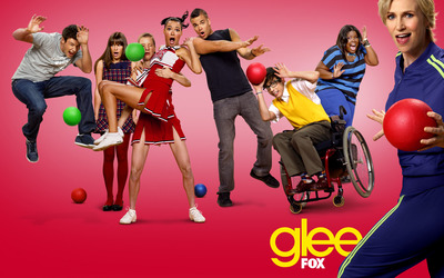 Glee [11] wallpaper