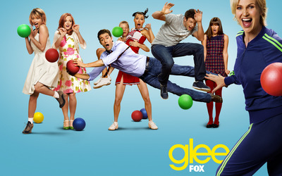 Glee [9] wallpaper