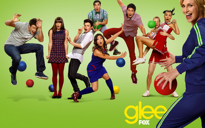 Glee [7] wallpaper