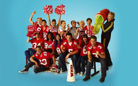 Glee [5] wallpaper 2560x1600 jpg