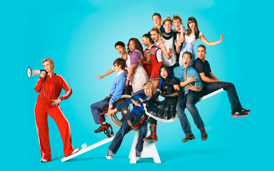 Glee [4] wallpaper