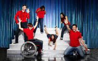 Glee [12] wallpaper 2560x1600 jpg