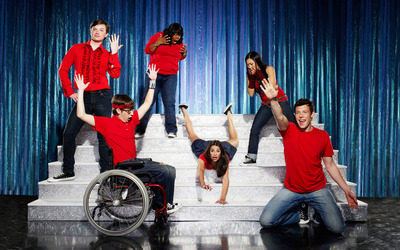 Glee [12] wallpaper