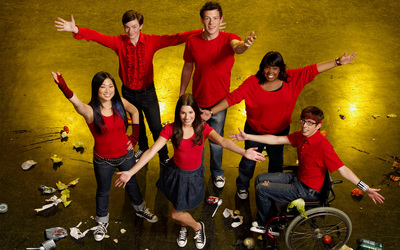 Glee [8] wallpaper