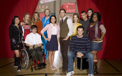 Glee [10] wallpaper