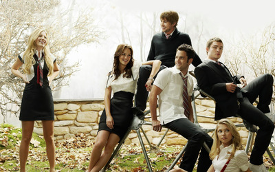 Gossip Girl [4] wallpaper