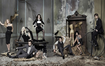 Gossip Girl [5] wallpaper