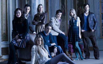 Gossip Girl [6] wallpaper
