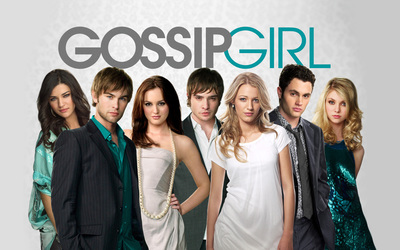 Gossip Girl [2] wallpaper