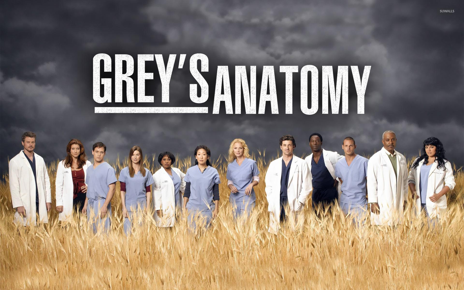 Grey\'s Anatomy [7] wallpaper - TV Show wallpapers - #15007