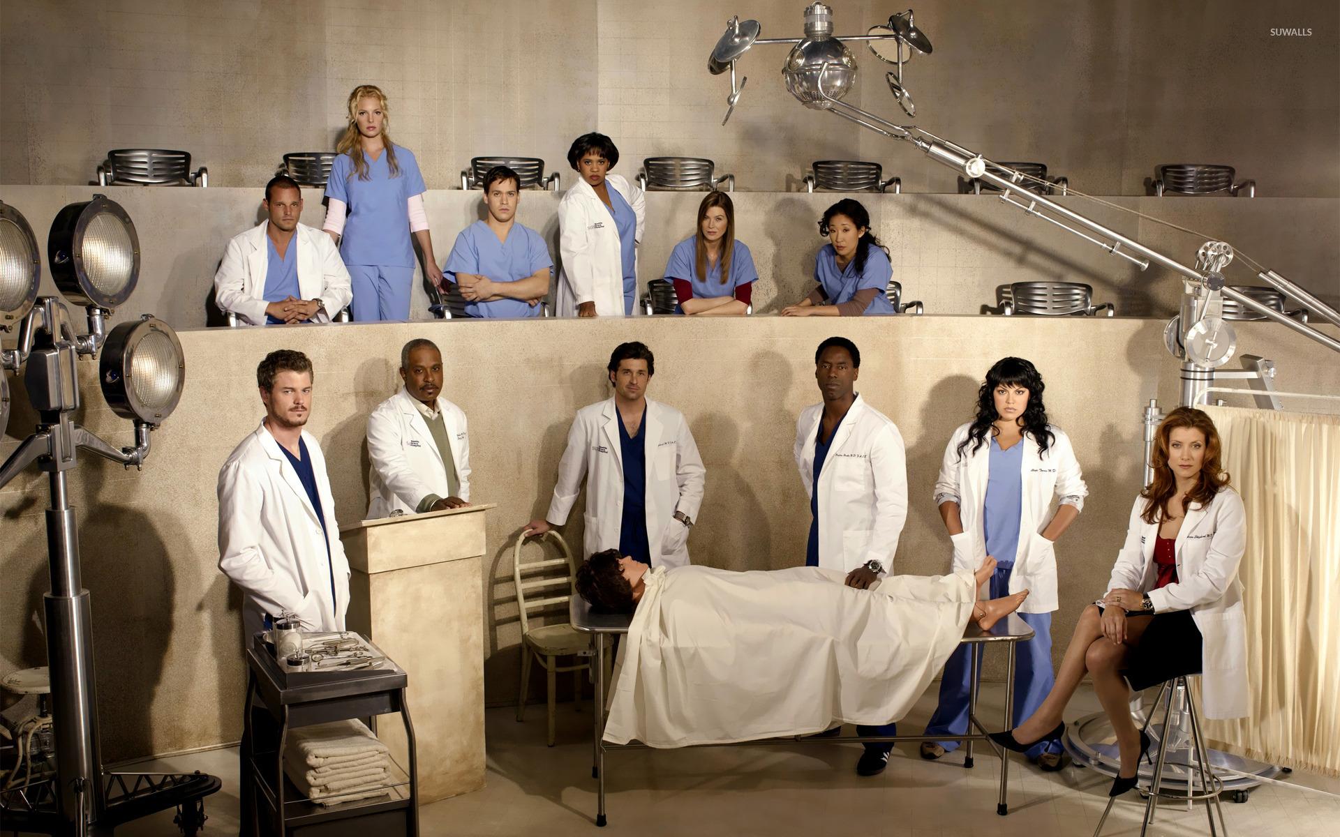 Greys Anatomy 8 Wallpaper Tv Show Wallpapers 15122