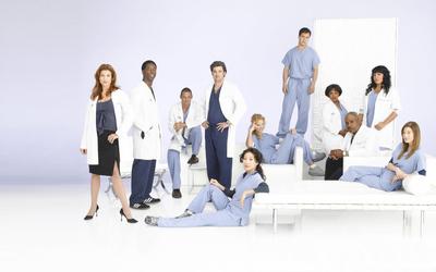 Grey's Anatomy [3] wallpaper